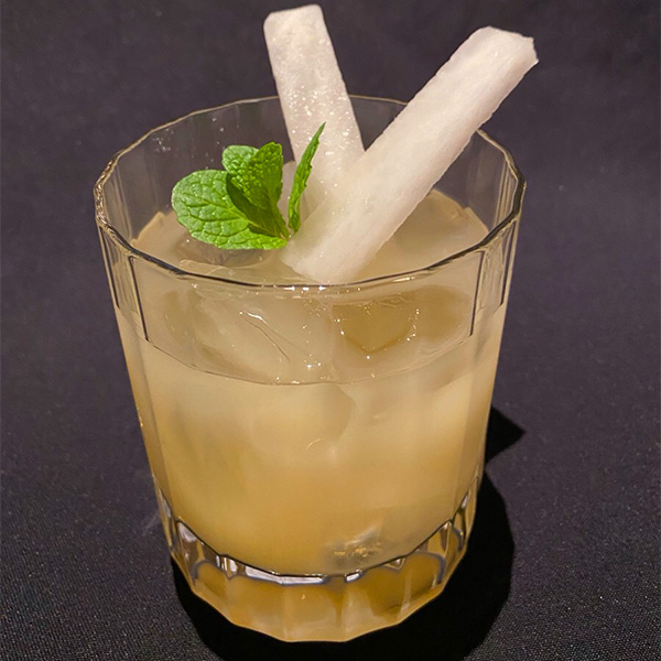 【Special Power Cocktail】<br>大根のブルドック 1,100円(税抜)