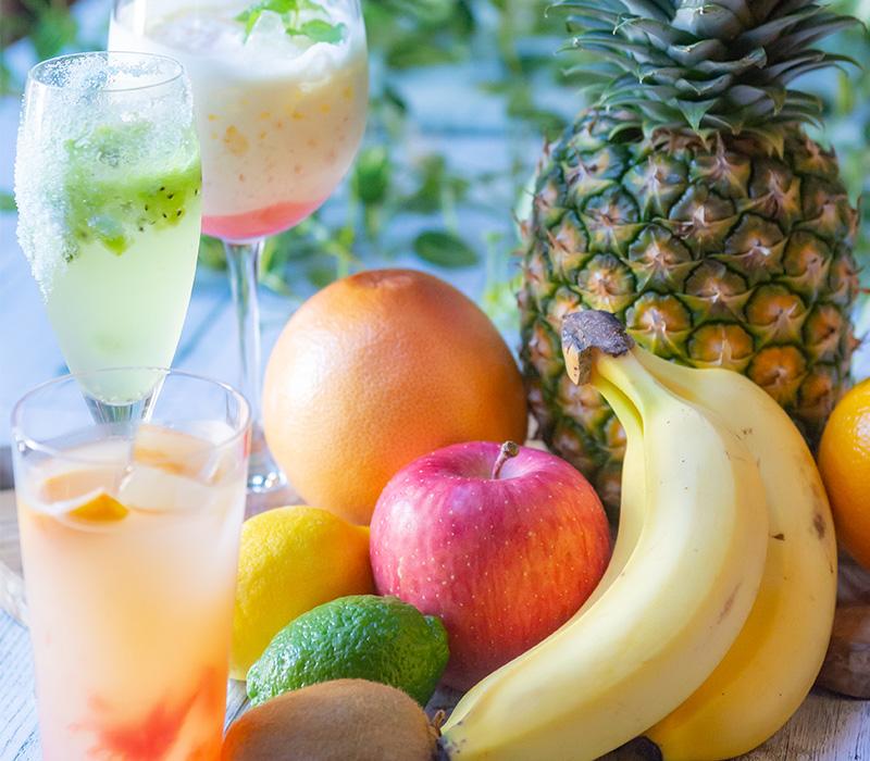 Fruits Cocktails / Sangrias